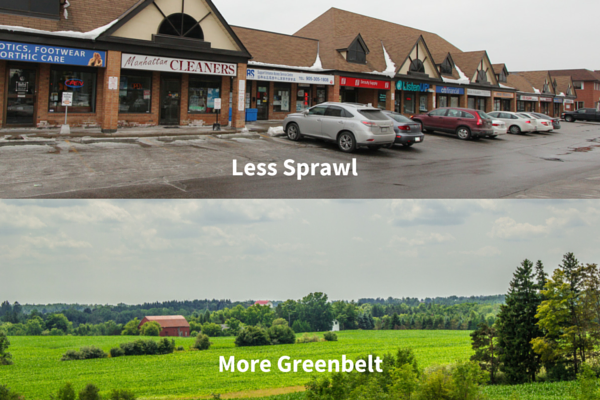 Greenbelt Newsletter- Less Sprawl More Greenbelt