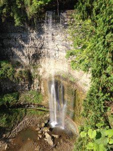 Tews Falls hike