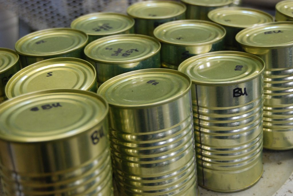 Flickr Photo Food Cans