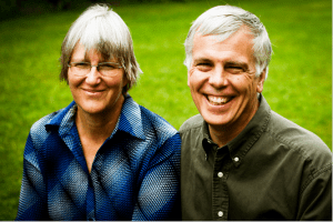 Anne and Jim Purvis