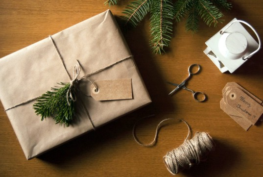 eco christmas gift DIY