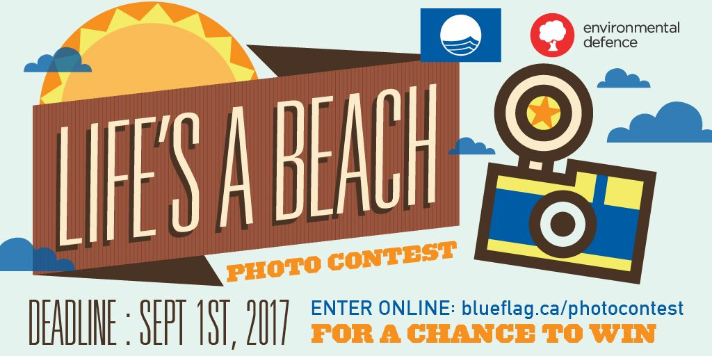 Blue Flag Life's a Beach Photo Contest