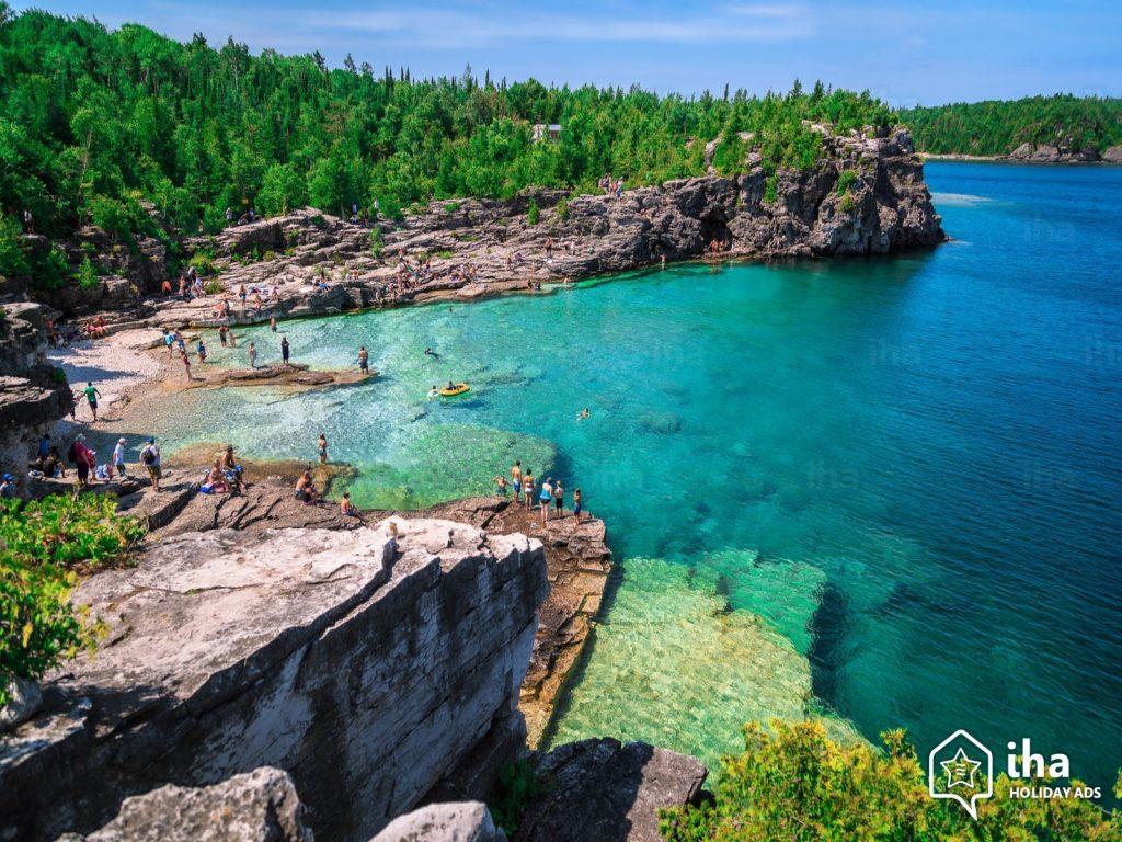 Wasaga beach - Bruce Peninsula