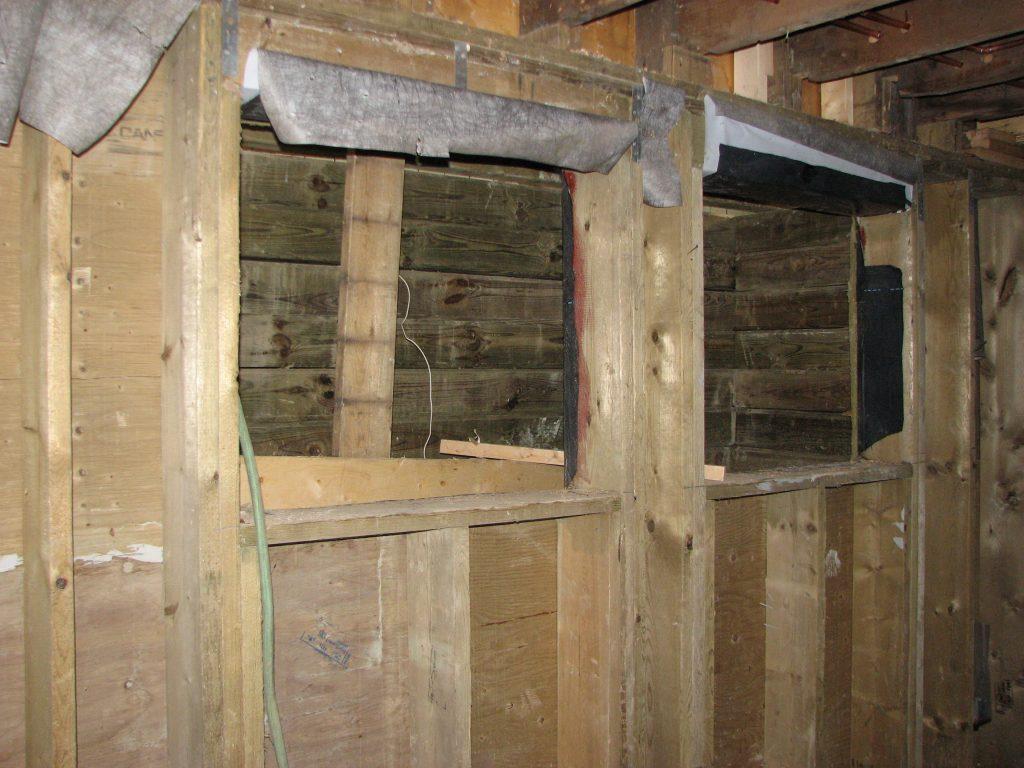 wood foundation, sustainable, FSC