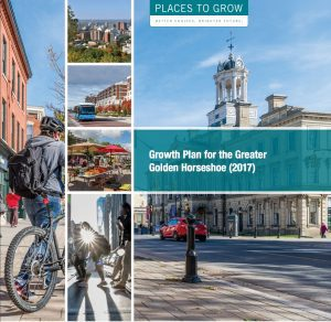 Cover of Ontario's Growth Plan