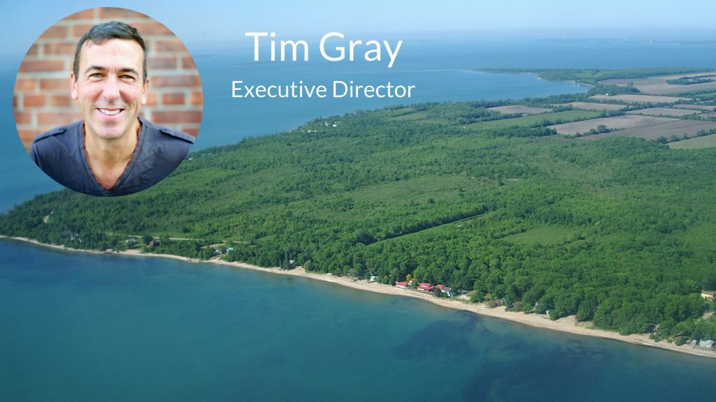 Tim for lake erie day