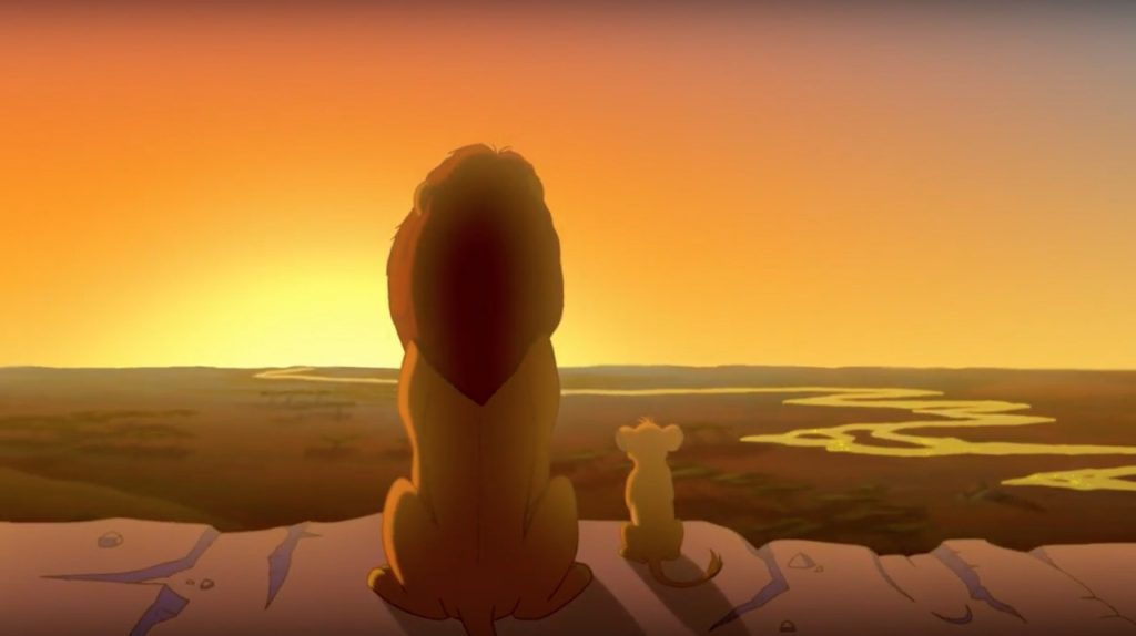 Lion King - the Circle of Life