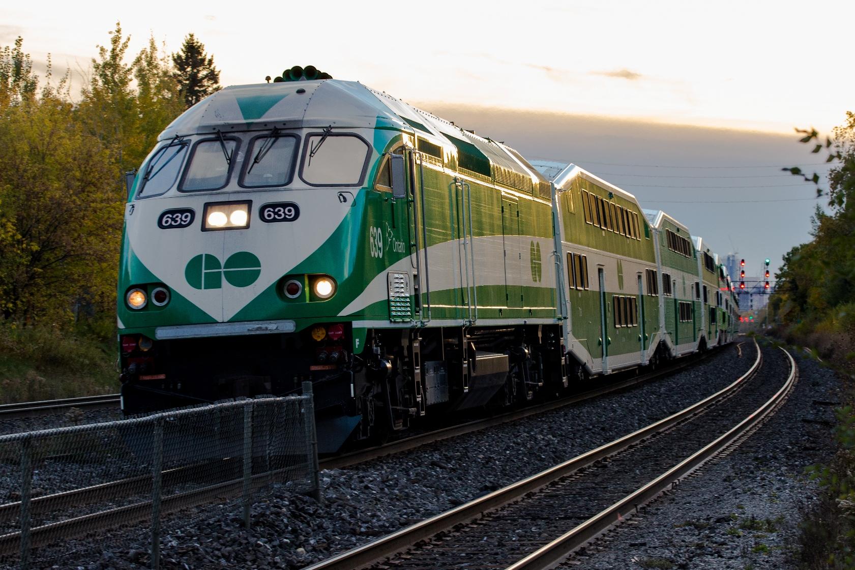 go train transit
