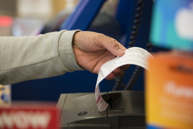 loblaws receipt cashier