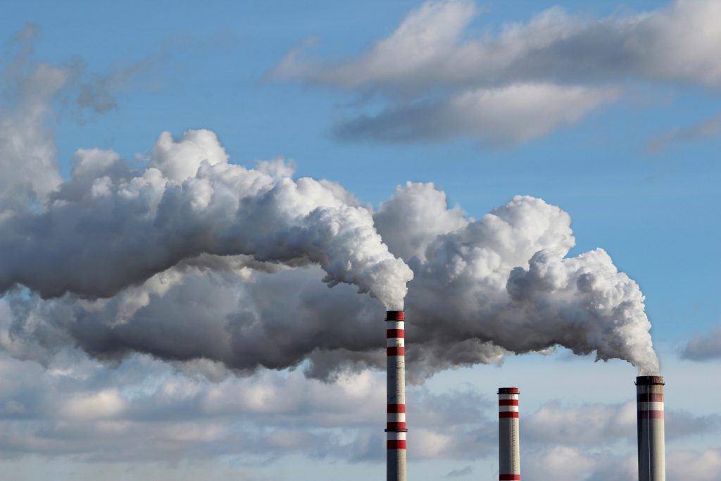carbon pollution and carbon tax