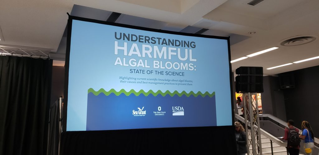 Environmental Defence's Water Program Manager Kelsey Scarfone recently attended a conference on the latest harmful algae bloom science