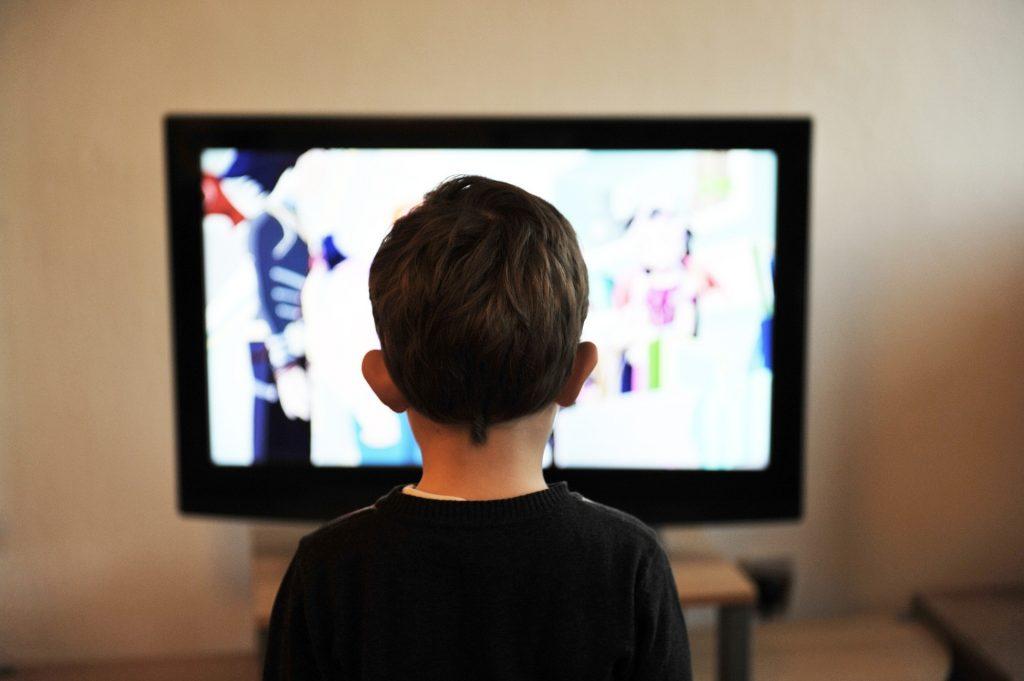 child TV toxic flame retardant