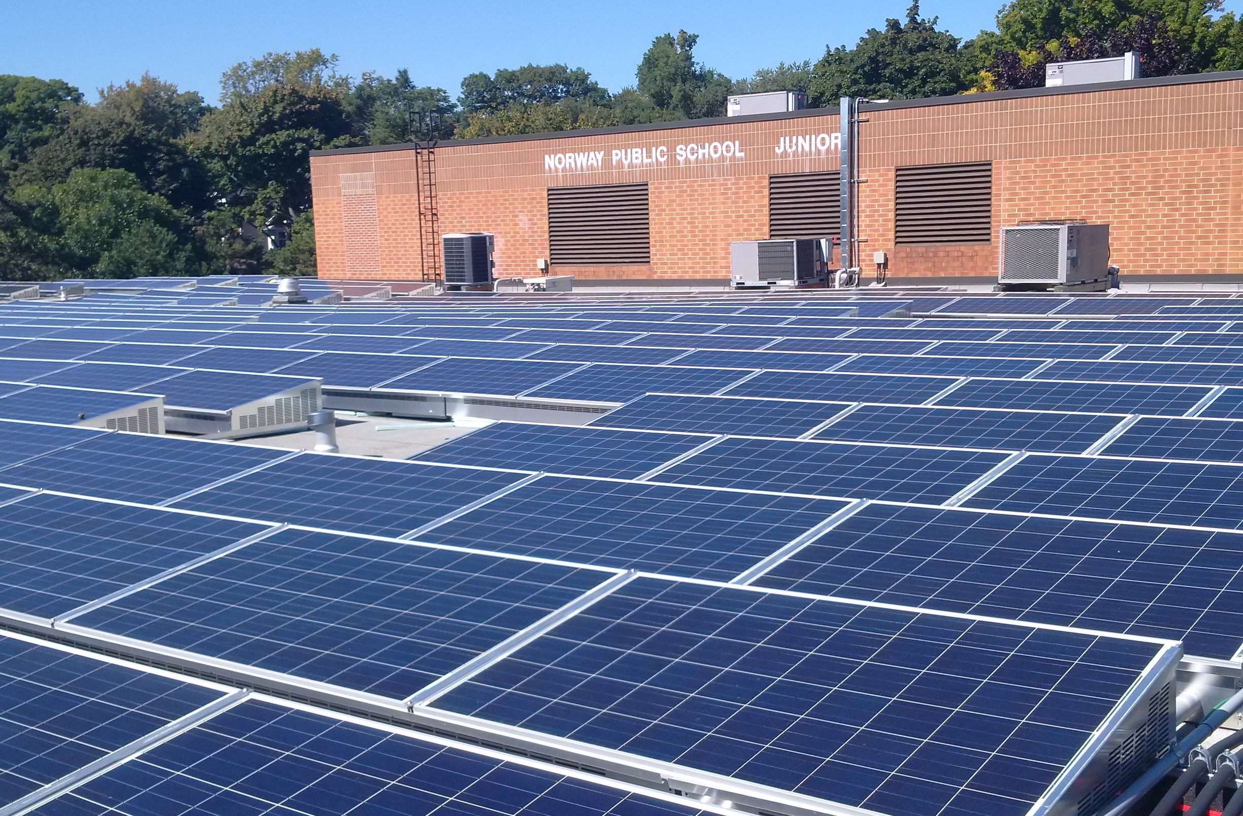 spend $30 million on solar panels for schools