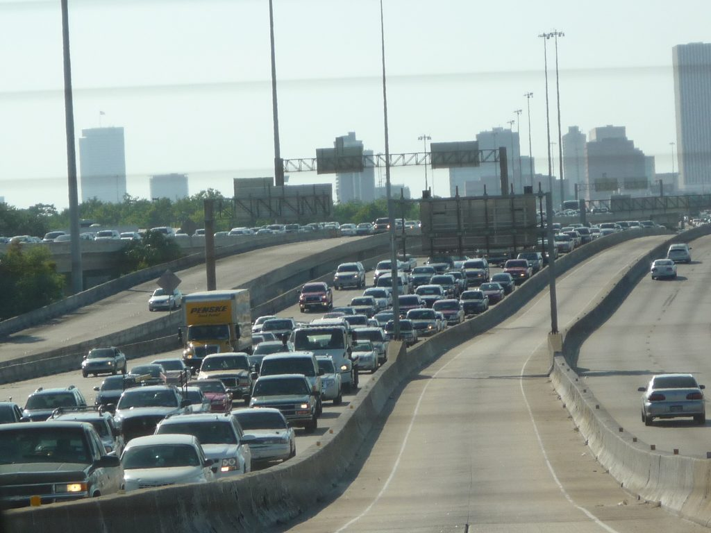highway traffic induced demand